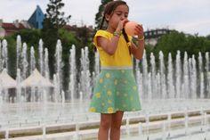 Girls linen dress/Linen kids clothes/Handmade by ForCutiesKids https://www.etsy.com/listing/385513956/girls-linen-dresslinen-kids