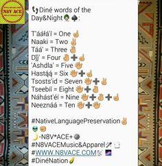 Navajo Words, Navajo Language, Native American Symbols, World Languages, Word Of The Day, Canoe, Pride, Culture, Writing