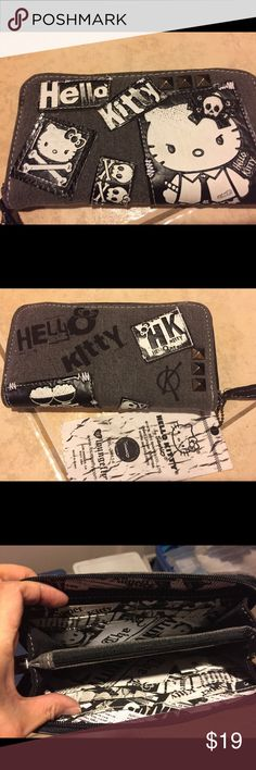 25db196c7353 NWT Hello Kitty Loungefly Wallet Brand new with tag Please see matching  wallet on my closet