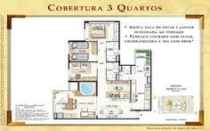Apartamentos a venda na(o) Méier, condominio Golden Residence-