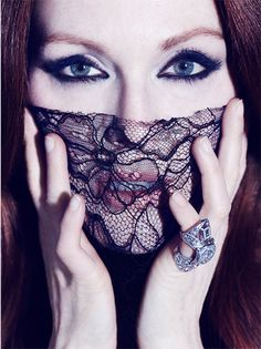 Julianne Moore for The Edit by Paola Kudacki