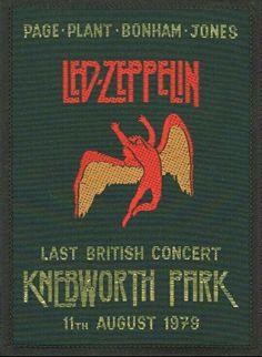Zeppelin patch