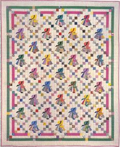 Quilt PATTERN ~ My Irish Grandma Sue ~ Applique Quilting Pattern from Magazine. I love this pattern. It is also my favorite.