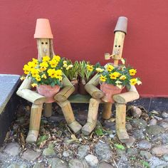 Found these little guys on a stoop in #Ribe.