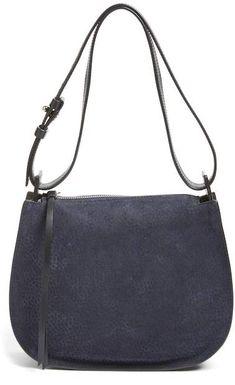 87562034f018 🔥 Geanta Dama The Sak The 120 Small Leather Hobo Bag MAUVE ...
