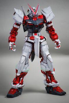 Gundam Astray Red Frame