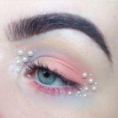 creative makeup looks eye art easy & eye makeup art easy . creative makeup looks eye art easy . Makeup Goals, Makeup Inspo, Makeup Inspiration, Makeup Ideas, Style Inspiration, Style Ideas, Aesthetic Eyes, Aesthetic Makeup, Aesthetic Girl
