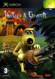 The diabolical penguin, Feathers, has imprisoned all the baby animals in a zoo, and it's up to Wallace and Gromit to rescue them. Charge through the gates as the resourceful and adventurous Gromit, and receive helpful hints from Wallace. This indomit Gamecube Games, Playstation Games, Xbox Games, Ps4, Nintendo 3ds, Juegos Ps2, Arcade, Cute Eyes, Video Game Console