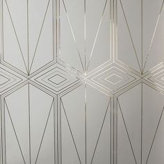 Wall Covering | Deco - Gilded | Astek Inc | Shared by Fireman's Finds