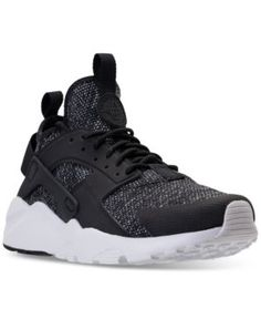 the best attitude b8dde f0a2f Nike Men s Air Huarache Ultra Breathe Casual Sneakers from Finish Line