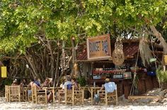 Sunset bar, Klong Muang, Krabi