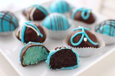 mmmmm ¡bolitas de pastel!
