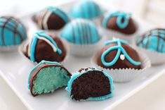 Cake Balls - Bite size treasures!