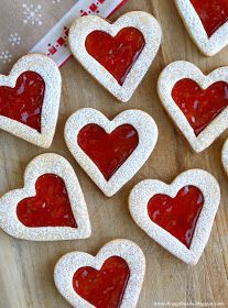 Yummy cookies for Valentines!