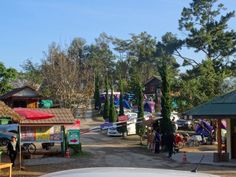 The Best Camping sites  at Doi Inthanon National Park Chiang Mai Thailand