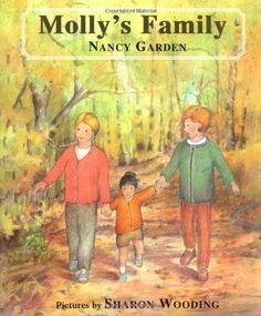 Molly's Family by Nancy Garden http://www.amazon.com/dp/0374350027/ref=cm_sw_r_pi_dp_ZuPjwb0Q3W6YQ