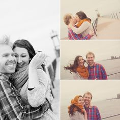 Cute Fall Engagement Pictures!