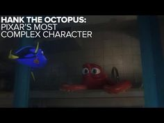 How Pixar created its most complex character yet for 'Finding Dory' (CNET News) - YouTube