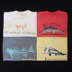 Great @cotton_clothing t-shirts for men in a variety of colors!  (at By Request for MEN )