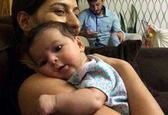 Detained Kurdish Teacher Breastfeeding 57 Day-old Baby in Custody - KurdishQuestion.com