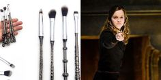 Pennelli trucco Harry Potter