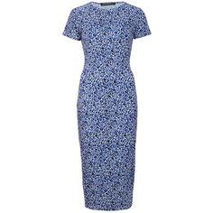 Sugarhill Boutique Leopard Print Bodycon Dress, Multi