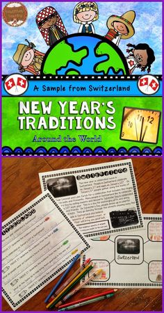 New Year's Traditions Around the World