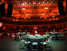 Intimate setups in the Historic San Jose civic make your event special! sanjosetheaters.org