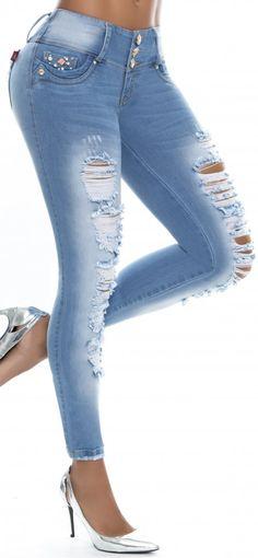 Jeans levanta cola LUJURIA 78849