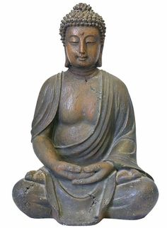 Let tranquility be the centerpiece of your garden or meditation room with the Alpine Meditating Buddha Garden Statue . This detailed meditating Buddha. Buddha Meditation, Meditating Buddha Statue, Sitting Buddha, Buddha Statues, Sitting Meditation, Meditation Space, Buddha Sculpture, Meditation Garden, Buddha Zen