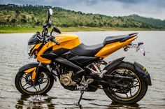 The largest two-wheeler maker, Bajaj Auto, is going to discontinue its naked motorcycle, Pulsar 200 NS, from its lineup. Pulsar Motos, Pulsar 200ns, Pulsar 220 Modified, Bajaj Motos, Ns 200, Bike Prices, Lineup, Animated Gif, Automobile