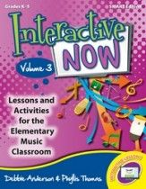 Interactive Now Vol 3 (Smartboard)