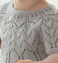 Phildar Kids Knitting Patterns, Knitting For Kids, Knitting Designs, Knitting Stitches, Baby Sweaters, Knitwear, Knit Crochet, Kids Fashion, Top Down