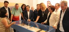 La Casa de la Condesa de Torre Isabel acoge desde este miércoles la exposición 'El Éxodo de la Carretera de Almería'