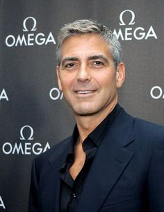 Everything about George Clooney is classic George Clooney. Only seen in crisp suits, white shirts and a sprinkling of chest hair, this man i. George Clooney, Michael Schumacher, Dapper Gentleman, Special People, Attractive Men, Beautiful Men, Hello Gorgeous, Beautiful People, Sexy Men