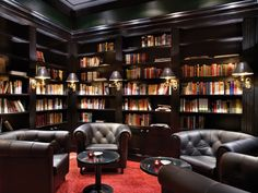 cigar room hotel - Google Search