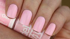 Swatch: Models Own - Pink Veneer (HyperGel) - Pinky Polish
