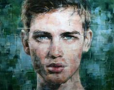 Oil Portraits by Harding Meyer