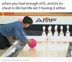 [From EXOMENTARY Finale Broadcast, the Bowling Game via V App] Gotta have it my own way
