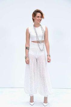 París Fashion Week 2014:Kristen Stewart