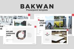 Bakwan PowerPoint Template by Angkalimabelas on @creativemarket