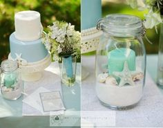 Weddbook is a content discovery engine mostly specialized on wedding concept. You can collect images, videos or articles you discovered  organize them, add your own ideas to your collections and share with other people -  See more about mason jar candles, beach weddings and mason jars. destination #destination Cheap Beach Wedding, Beach Wedding Reception, Trendy Wedding, Perfect Wedding, Beach Weddings, Beach Ceremony, Space Wedding, Hawaii Wedding, Wedding Ceremony