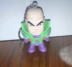 Rare DC Mystery Mini Lex Luthor Keychain