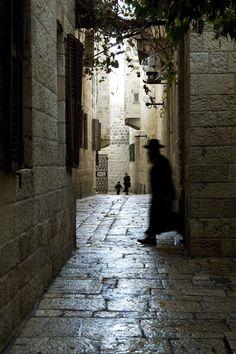 silhouettes - Jerusalem, Jerusalem