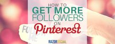 How To Get More Pinterest Followers - Marketing tool. Auto Pin, Auto Follow, Pinterest Marketing, Pinterest Automation, Schedule Pins, Unfollow Tool
