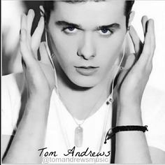 Tom Andrews give him a follow on twitter : @tomandrewsmusic