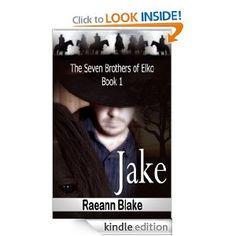 Amazon.com: Jake (The Seven Brothers of Elko: Book One) eBook: Raeann Blake, Sharon Gunn Jones: Kindle Store