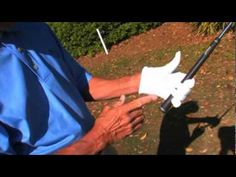 left handed golf instruction videos