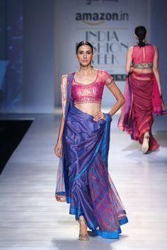 Shaina NC at Amazon India Fashion Week autumn/winter 2017