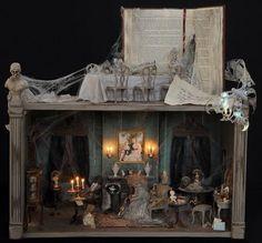 Gerda Schaarman-Rijsdijk-reminds me of Haunted Mansion!